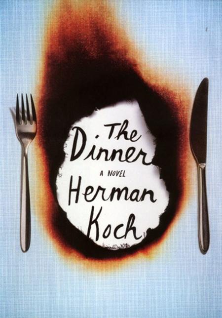 Herman Koch, The Dinner (Amerikaanse editie van Het diner)