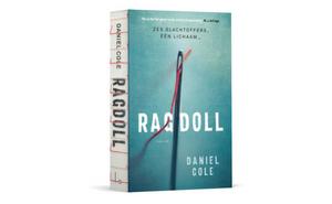 Boek van de Maand februari: Ragdoll, Daniel Cole