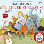 Boeken inkopen - Dan Brown, Het wilde dierenorkest