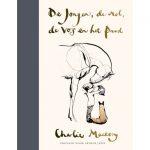 Boeken inkopen - Charlie Mackesy, De jongen, de mol, de vos en het paard