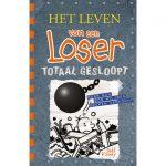 Boeken inkopen - Jeff Kinney, Het leven van een loser - Totaal gesloopt