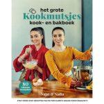 Boeken inkopen - Het grote Kookmutsjes kook- en bakboek