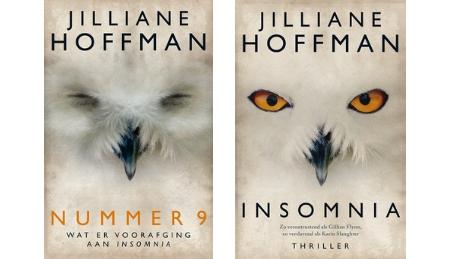 E-prequel Jilliane Hoffman Nummer 9 Insomnia
