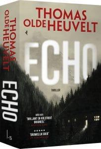 Thomas Olde Heuvelt - Echo