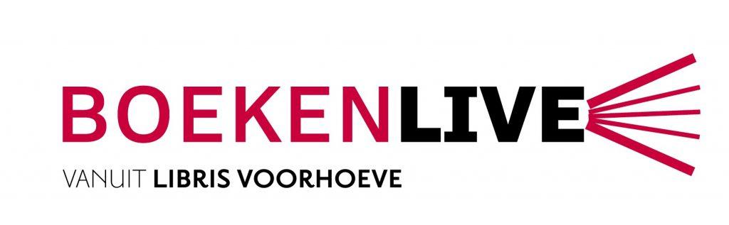 logo BoekenLive vanuit Libris Voorhoeve